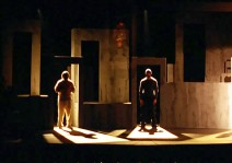 The Exonerated by Jessica Blank & Erik Jensen. Direction, design and lighting by Marc Beaudin.