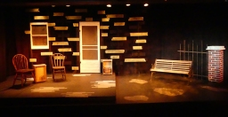 Proof by David Auburn, direction, design & lighting by Marc Beaudin